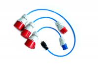 go-e Adapterset für go-eCharger HOME+ (22 kW)